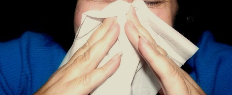 Winter health preventing colds